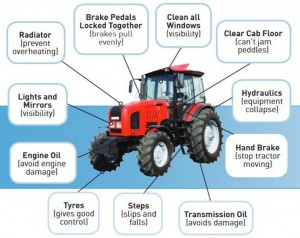 Tractor Safety Checks