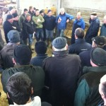 Donegal 7 Roscommon farmers listen intently