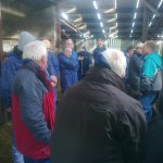 MED Members listening to Thomas