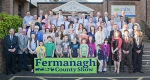Launch of the Fermanagh County Show 2014