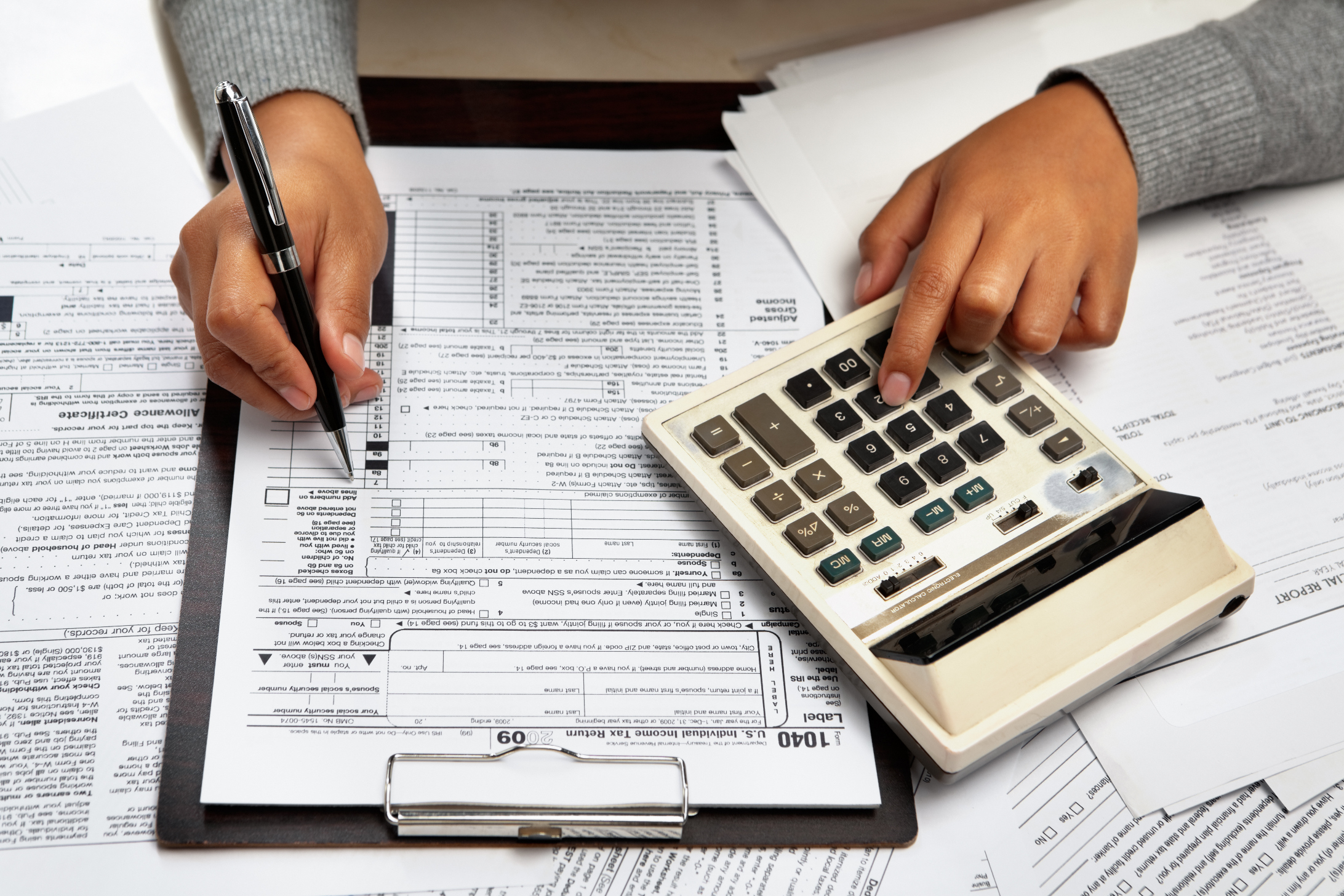 how to do self employed tax return