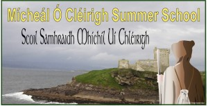 2. Michael O Cleirigh Summer School Poster
