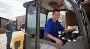 Farmer at Reaseheath