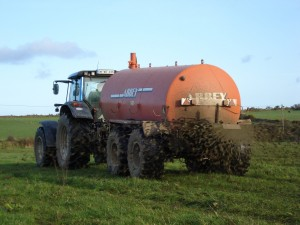 A properly maintained tanker is essential for getting the optimum value from slurry this spring.