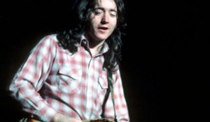 New biography on guitar legend Rory Gallagher to be launched