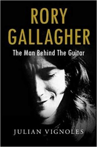 Rory Gallagher - Book Cover