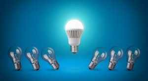 LED technology has improved lighting standards enormously