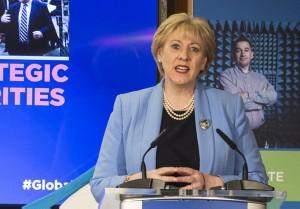 Business Minister Heather Humphreys.