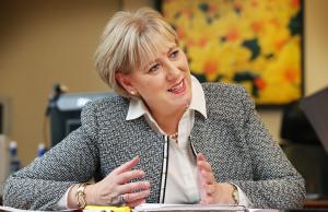 Business Minister Heather Humphreys. Photo Steve Humphreys