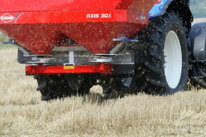 A new set of spreading vanes costs from €350 to €450, depending on make and model of spreader
