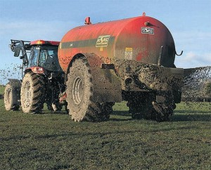 Slurry Spreading
