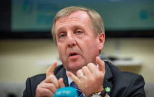 Agriculture Minister Michael Creed. Pic. Arthur Carron
