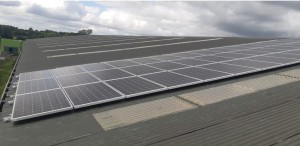 15kWp Local Power Ltd solar PV install on a dairy farm in Meath