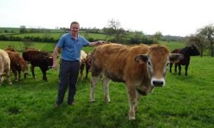 David Henderson of Tamlaght in Co. Fermanagh