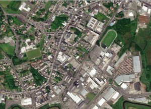 Letterkenny is one of the plans covered in the plan