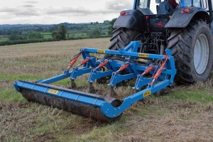 Soil compaction can be improved with specially made machines.